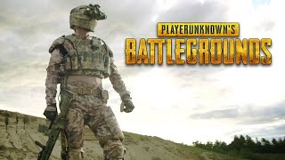 Попытка взять топ 1 Playerunknown's Battlegrounds