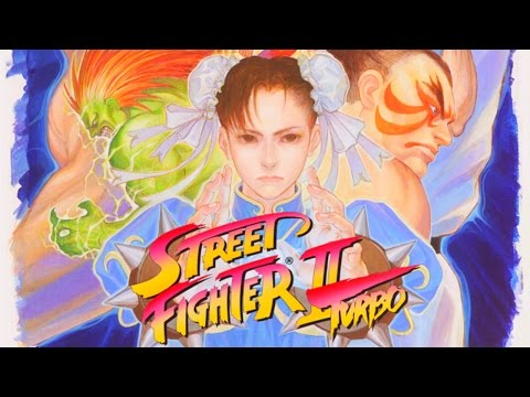 [LS-32短版] STREET FIGHTER II Turbo(SNES) [BSGPAC02BK,バッファ棒2]