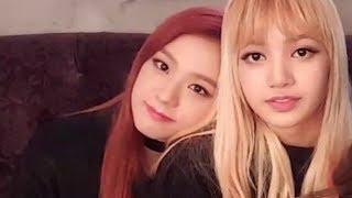Jisoo is a softie for Lisa and Lisa knows it lol. Lisoo. Blackpink ...