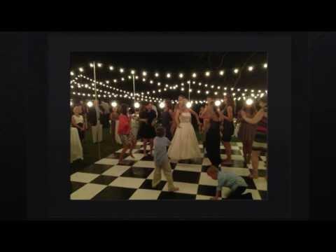 Wedding Reception Auburn Opelika Alabama - Kidd Blue