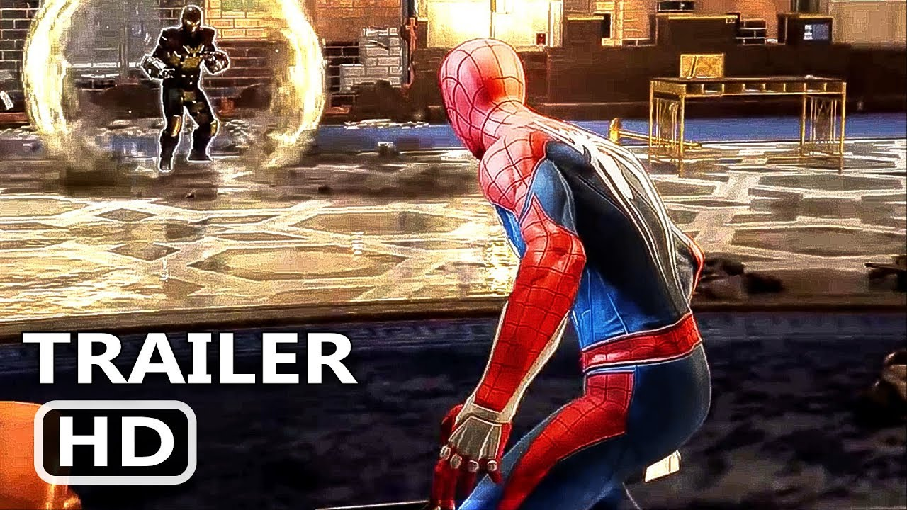 PS4 - Spider-Man: 10 Minutes Gameplay (E3 2018)