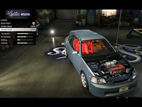Gta 5 Real Car Mods Jdm Build 1