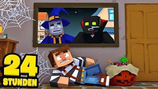 24 STUNDEN an HALLOWEEN NERVEN?! - Minecraft [Deutsch/HD]