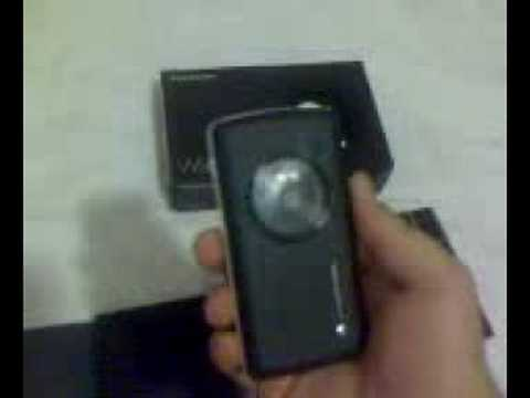 Sony Ericsson W960 Review Spanish
