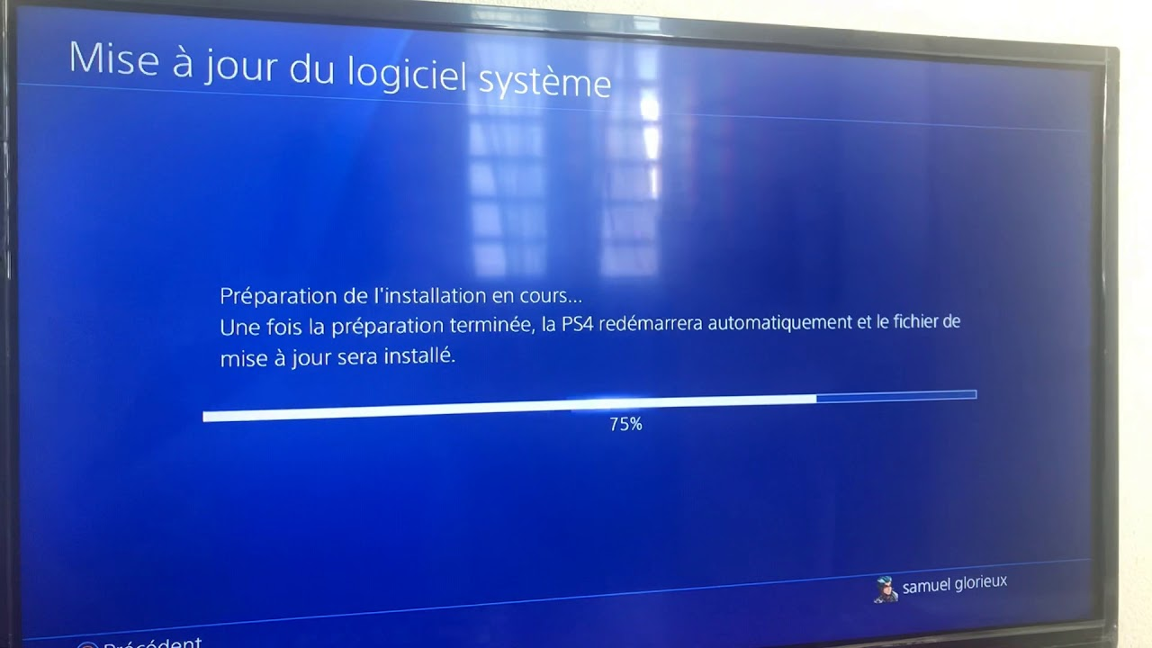 MISE JOUR TÉLÉCHARGER 5.01 A PS4