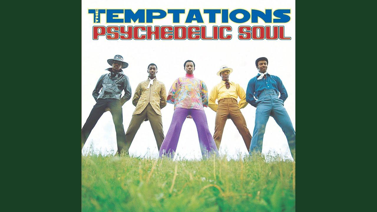 Nick Coleman on The Temptations