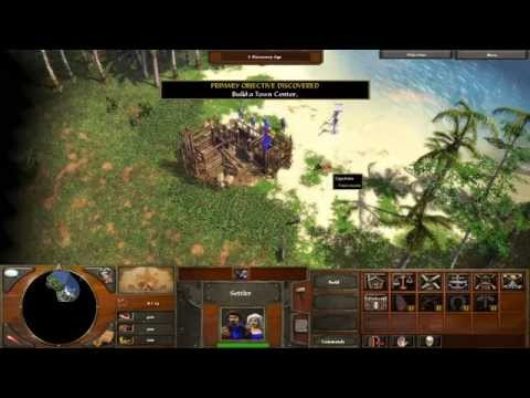 Age of Empires 3 - 04 - The Ottoman Fort Walkthrough PC
