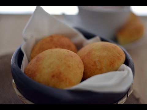 Colombian Almojábanas Recipe - How To Make Almojábanas (Cheese Bread) - Sweet y Salado
