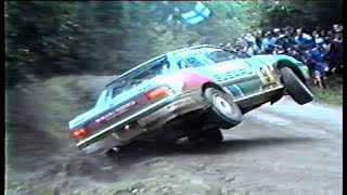 WRC TRIBUTE 1990-1991-1992: Maximum Attack, On the Limit, Crashes & Best Moments