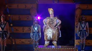 Itziar Castro se convierte en faraona en el Festival de Mérida