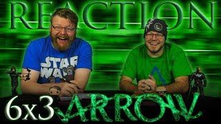 "Arrow 6x3 REACTION!! ""Next of Kin"""