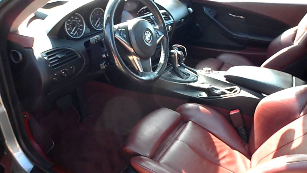 2006 BMW Motorsports Hamann 650I For Sale by Owner