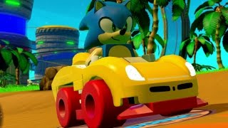 LEGO Dimensions - Sonic Speedster & The Tornado Vehicle Showcases
