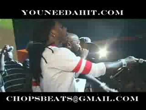 Bun B Lil Wayne Damn I'm Cold - LIVE VIDEO