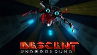 Can Descent Underground Revive the Space Sim Genre? A Pow3rh0use Review