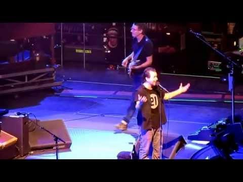 Pearl Jam, Army Reserve, Leeds 2014