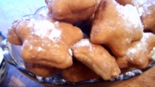 Вкусные ПЫШКИ во фритюре. Легко и быстро! Delicious DONUTS in deep fat. Easily and quickly!