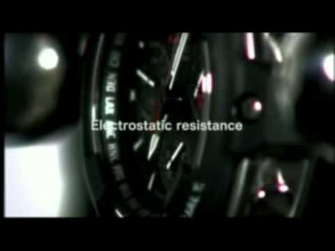 Casio G Shock History