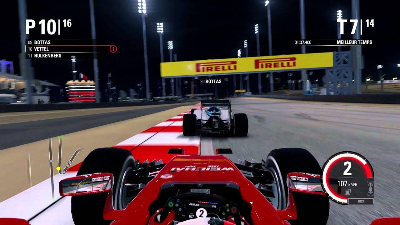Formule 1 2015 - Grand Prix de Bahrain [Course] - YouTube