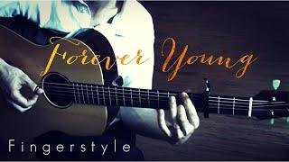 M. Tallstrom - Forever Young (Alphaville) - fingerstyle guitar