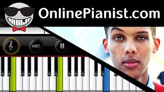 Stromae - Formidable Piano Tutorial (Easy Version) - Comment jouer au piano