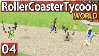 Roller Coaster Tycoon World #4 Analyse und Ausbau