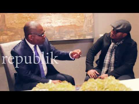 Republik news present interview speciale avec Monsieur Martin FAYULU A washington DC