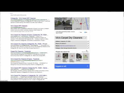 How To Remove Fake Google My Business Pages