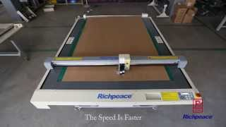Richpeace Flatbed Inkjet Plotter and Cutter