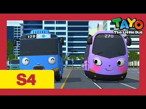 Tayo S4 #12 l Trammy's Secret l Tayo the Little Bus l Season 4 Episode 12