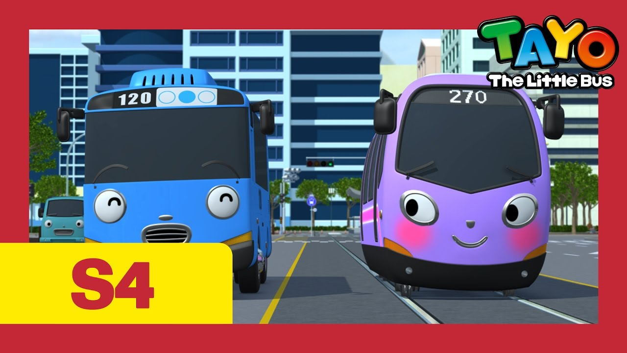 tayo s4 ep12 l trammy s secret l tayo the little bus l season 4