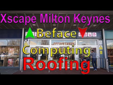 Xcsape Milton Keynes: Roofing And Security GANG!