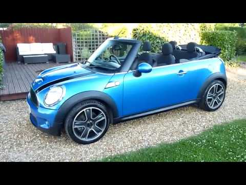 Video Review of Mini Cooper S Convertible For Sale SDSC Specialist Cars Cambridge UK