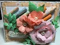 Quilling Tutorial Crafter's Companion Subscription Box #5