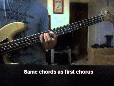 Your Grace Is Enough by Chris Tomlin (Bass Lesson) - YouTube