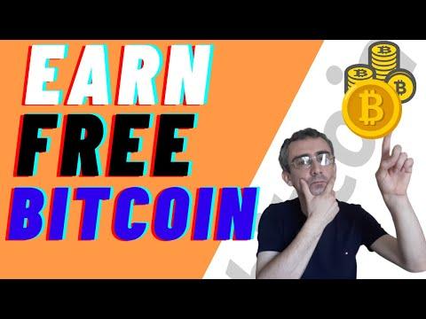 3 Legit Websites To Earn FREE Bitcoin ( Make Money Online )