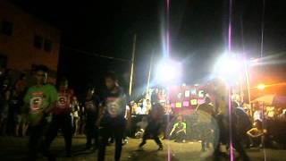 Replicant Dancer 2nd place @ Molave Tabunok,Talisay City 2013