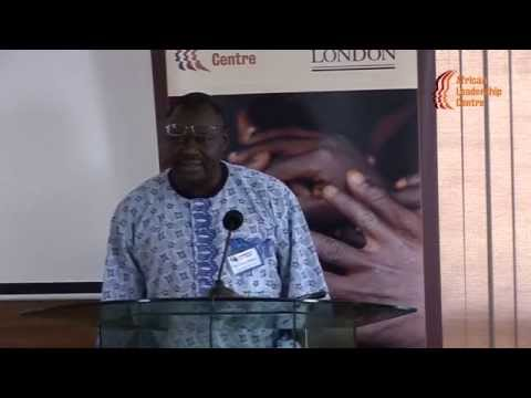 The Youth Bulge and Insecurity in Africa