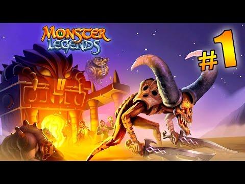 Monster Legends - Seven Deadly Sins Maze Island | Sludger + Invidia |#1