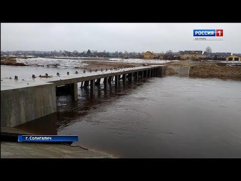 Вода отступила, ждать ли ещё? В Костромской области устраняют последствия паводка