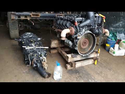 Капитальный ремонт КАМАЗ 65115
