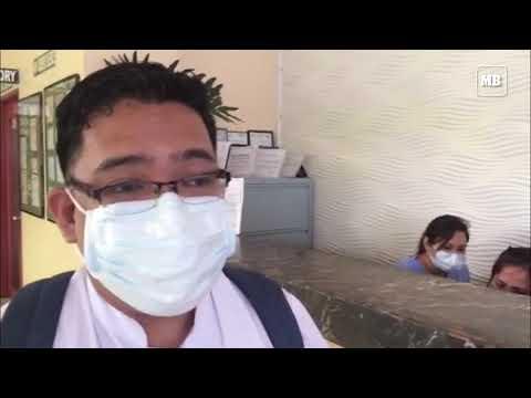 Suspected case of MERS virus in Laguna