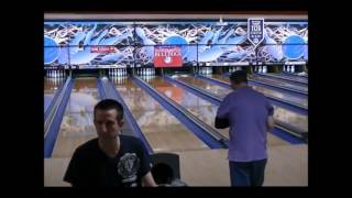 Dan Wilson 300 game 02-22-16 Kingpin Classic League at Kingpins Alley