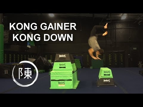 KONG GAINER KONG | Requested Trick Challenge Ep.1