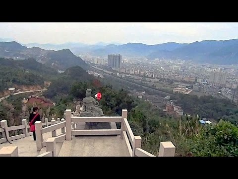 霞浦野貓嶺龍峰寺 Long Feng Temple  - 福建,寧德 Ningde,Fujian