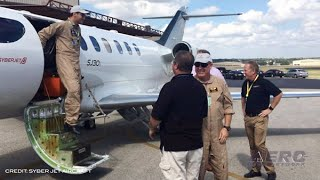 Airborne 10.14.19: SJ30i 1st Flight!, Stolen Plane, Balloon Instructor