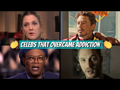 Successful Celebrities that Overcame Addiction