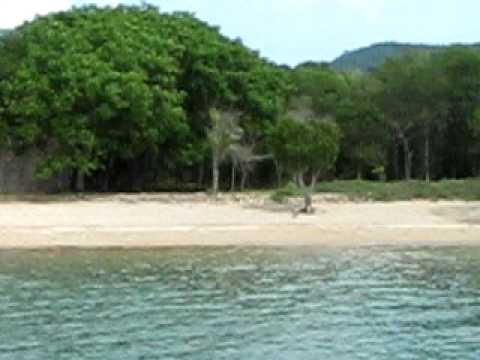 Komodo Island, Indonesia Panorama #2