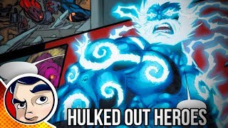 """Hulked Out Heroes """"Deadpool Ruins Marvel / Spider-Man Vs Thor"""" - Complete Story"""