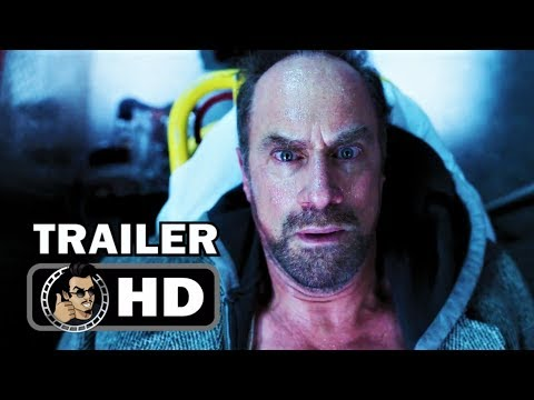 HAPPY! Official Teaser Trailer (HD) Christopher Meloni Syfy Series